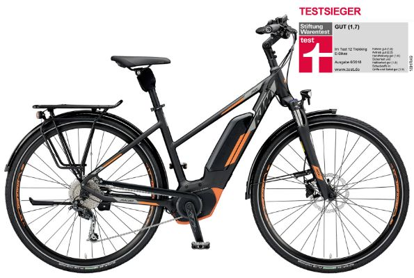 KTM Macina Fun 9 Damen SI-CX5i4 2019